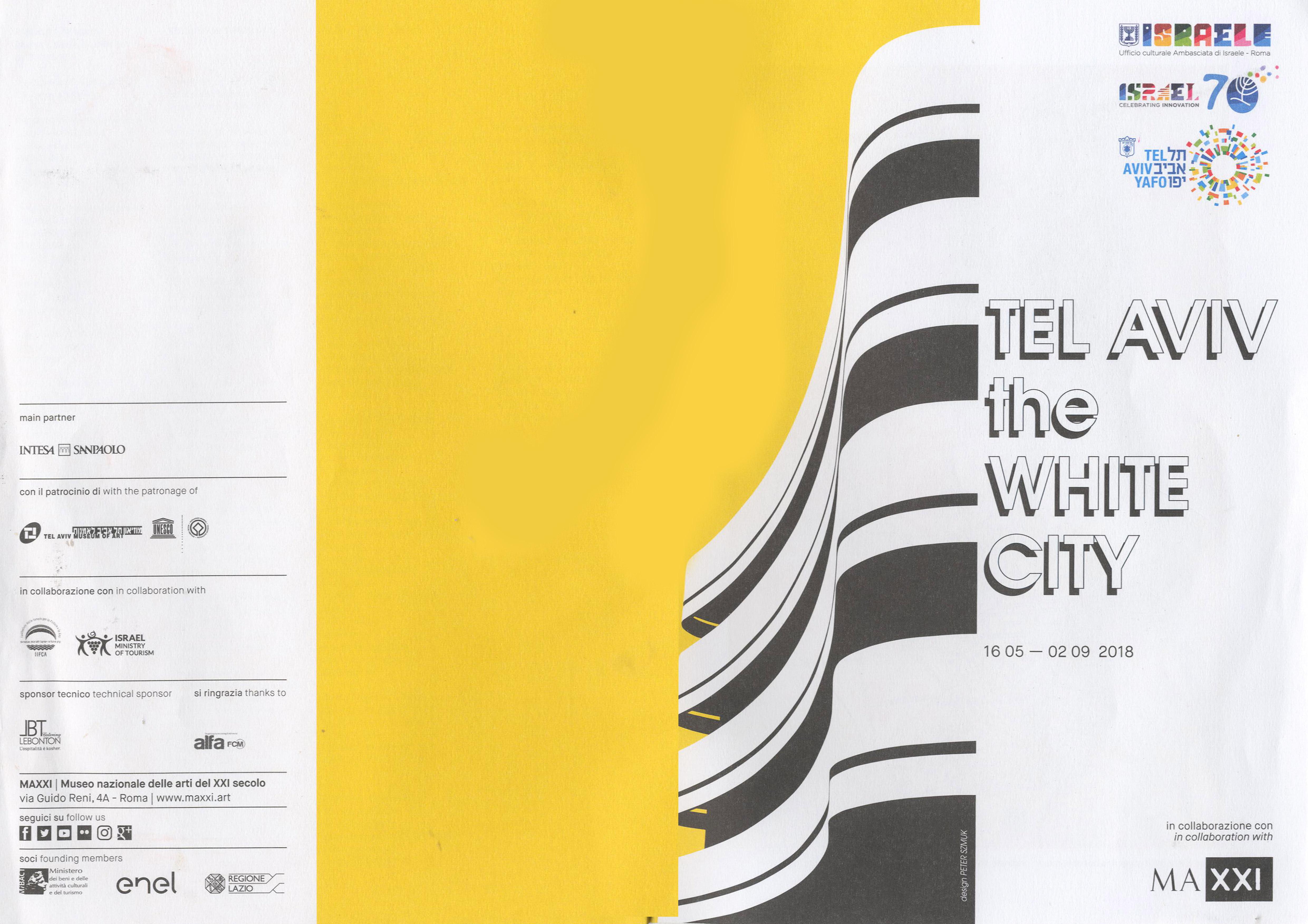 Tel -Aviv White city/ Maxxi museum/ Rome